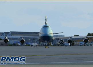 PMDG Boeing 747-400 v2