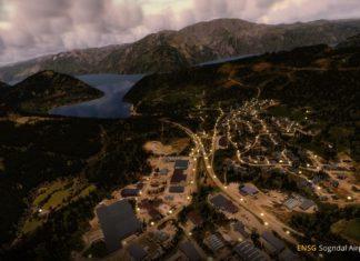 ORBX Sogndal Airport