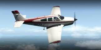 Carenado F33A Bonanza