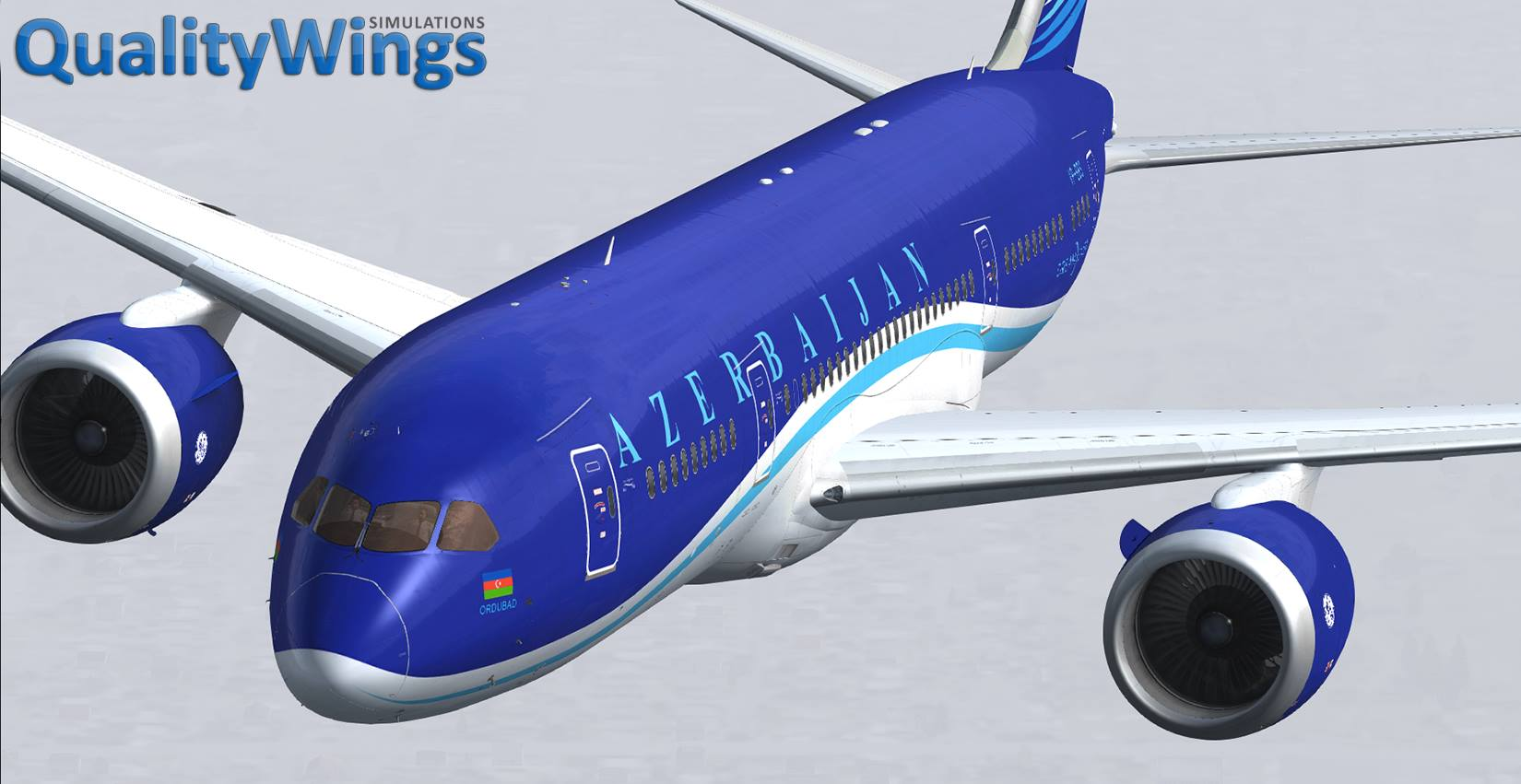 QualityWings showcases liveries for 787 | Simmingly